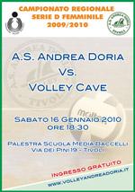 Andrea Doria - Volley Cave