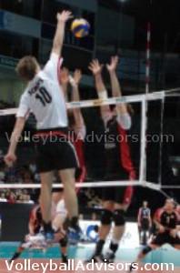 Voleibol Spiking