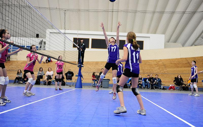 12U Girls Club Volleyball