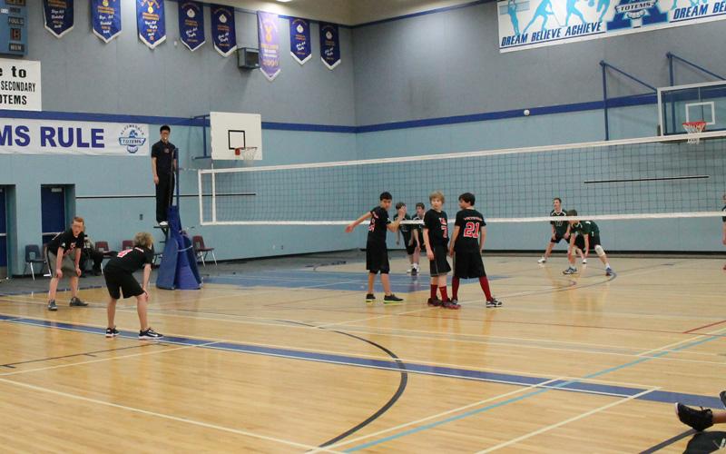 13U Boys Club Volleyball