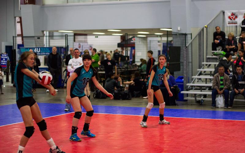 17U Girls Club Volleyball