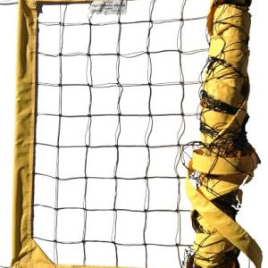 Yellow Power Outdoor Volleyball Net