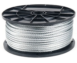 Aircraft Steel Cable