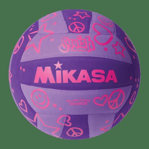 Mikasa Squish VSV106 Purple Pool Volleyball