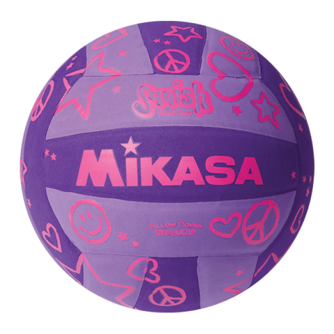 Mikasa Squish VSV106 Purple Pool Volleyball