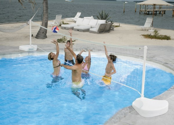 Water Volley Portable Pool Volleyball Set 1 v400