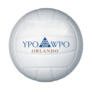 Custom Logo Print Beach Volleyball