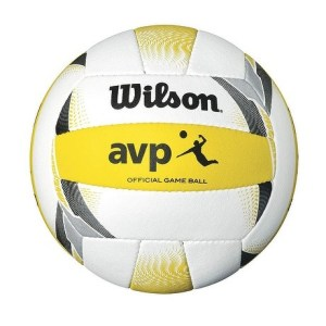 new wilson avp official game ball h6007