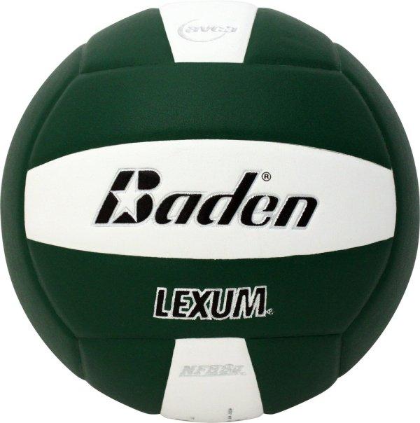 Baden Lexum Microfiber Volleyball Forest Green White