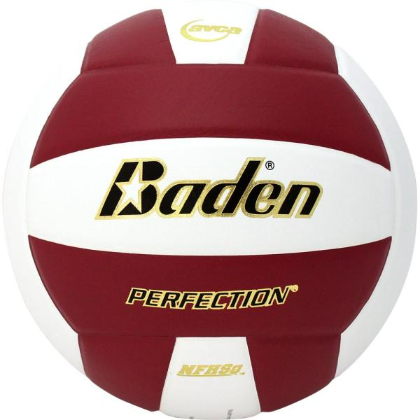 Baden Perfection Elite Maroon White