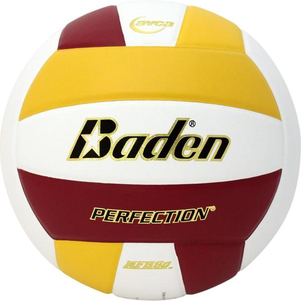 Baden Perfection Elite Maroon Yellow White