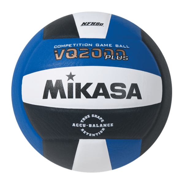 Mikasa Competition Micro-cell Game Ball Navy White Black