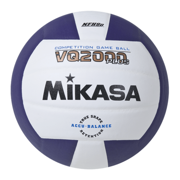 Mikasa Competition Micro-cell Game Ball Purple White
