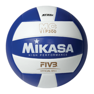 Mikasa High Performance Composite Ball Blue White