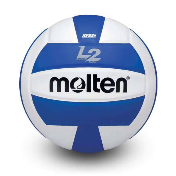 Molten L2 Microfiber Composite Club Ball Blue