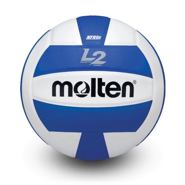 Molten L2 Microfiber Composite Club Ball Blue