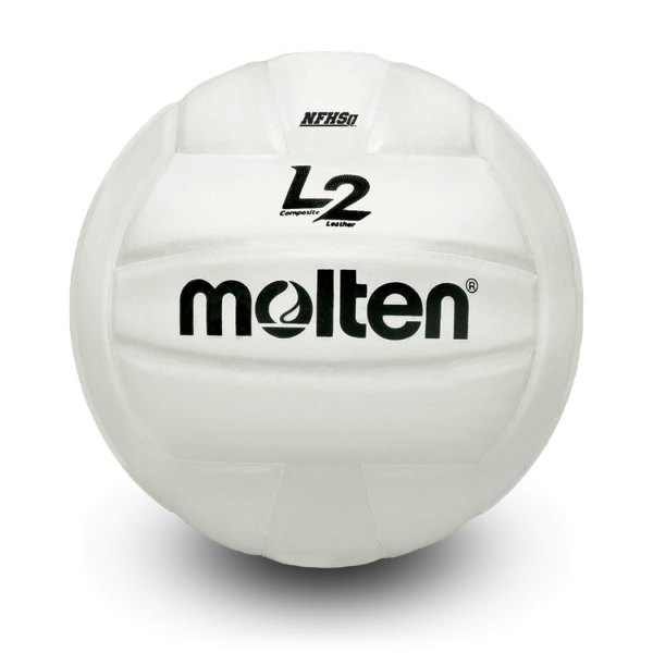 Molten L2 Microfiber Composite Club Ball White