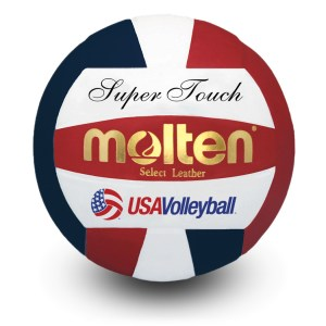 Molten Super Touch Official USAV Game Ball