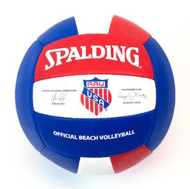 Spalding AAU Official Beach Volleyball