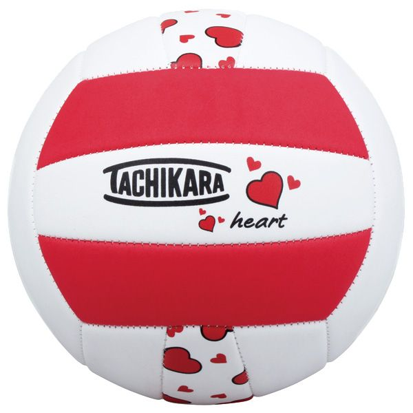 Tachikara Softec Volleyball Heart