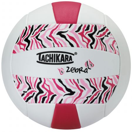 Tachikara Softec Volleyball Zebra