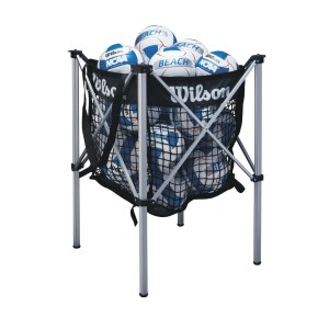 Wilson Beach Mesh Ball Cart