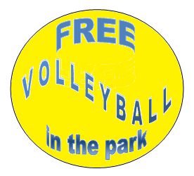 Grass volleyball (Rec. - Int.) Monday 6:15 pm across from The R A