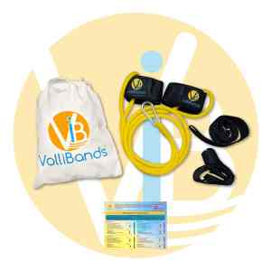 Volleybands, vollibands, resistance bands, shoulder workout