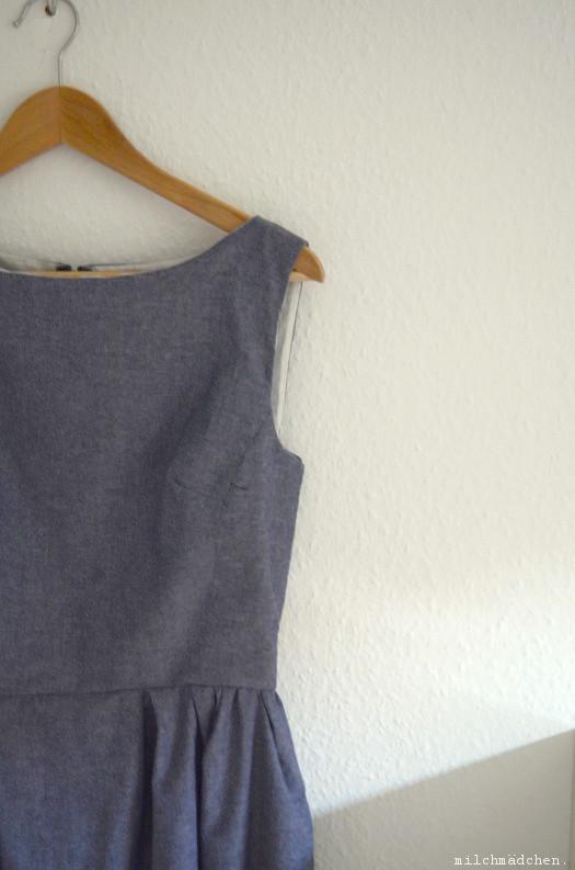 Threadcount Dress 1501 | milchmädchen.