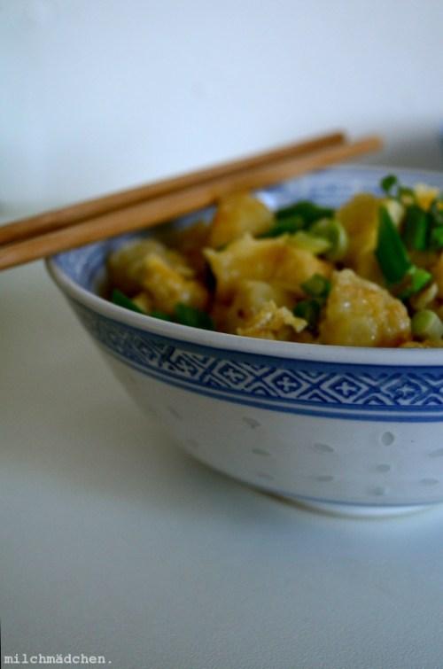 Tofu nach Art des Nordens | milchmädchen.