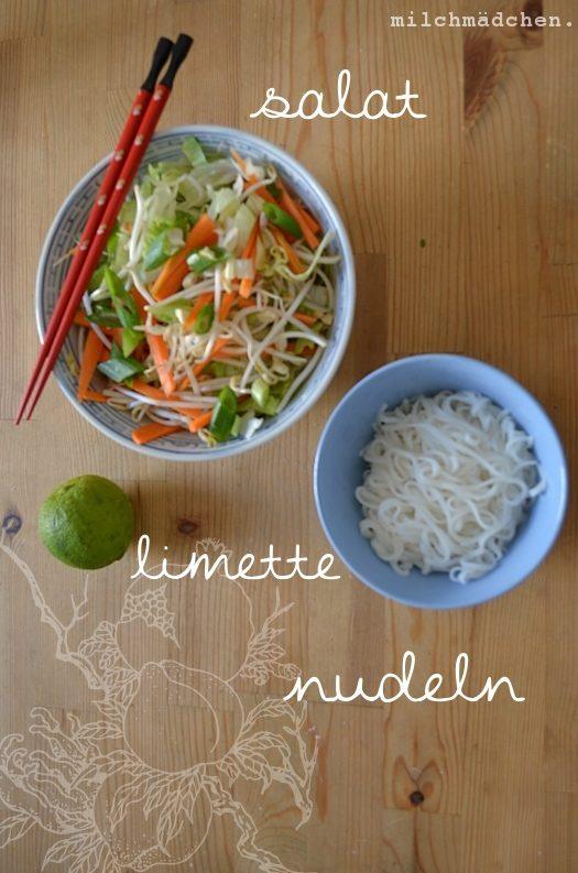 Asia on mind: Salade viêtnamienne
