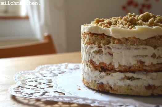 So 'ne Art Frankfurter Kranz mit noch was drin: Momofuku Birthday Layer Cake