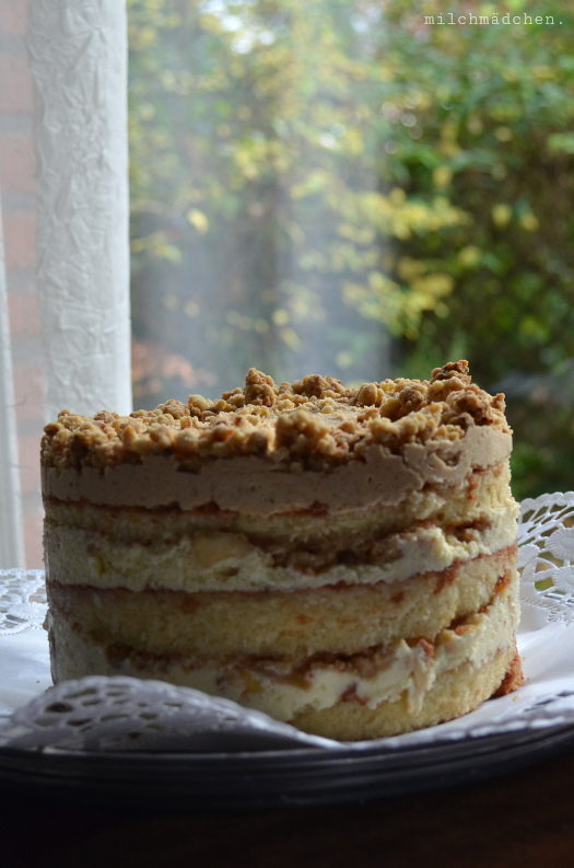 Mehr ist mehr: Momofuku Apple Pie Layer Cake