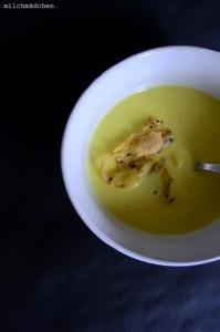 Vanille-Kartoffelsuppe nach Tanja Grandits | milchmädchen.
