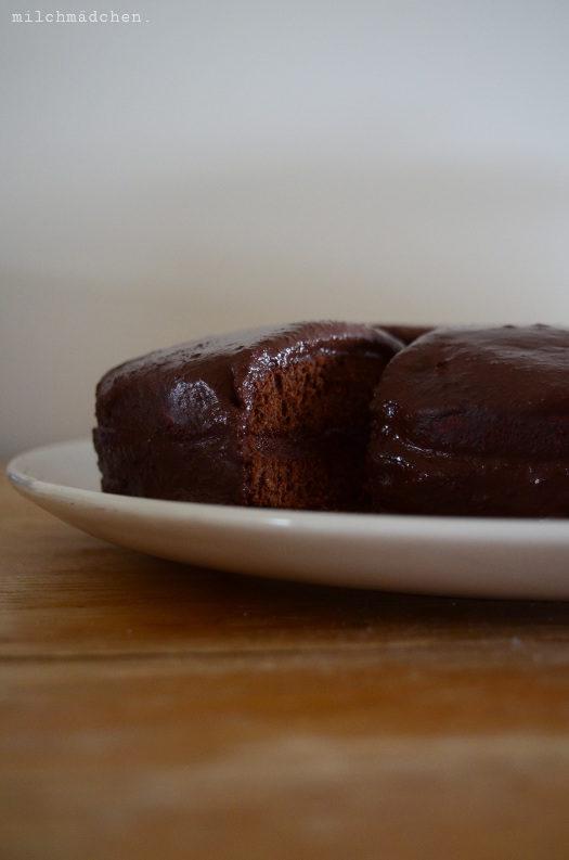 Ein Schätzchen: Schokoladentorte revisited