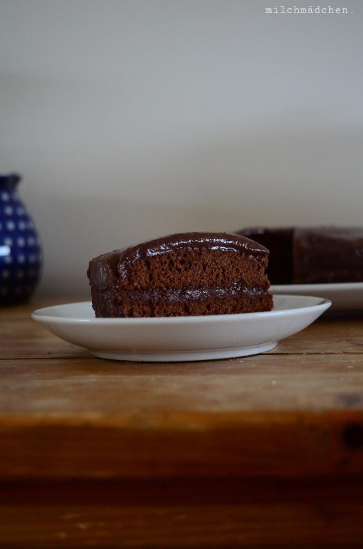 Schokoladentorte | milchmädchen.