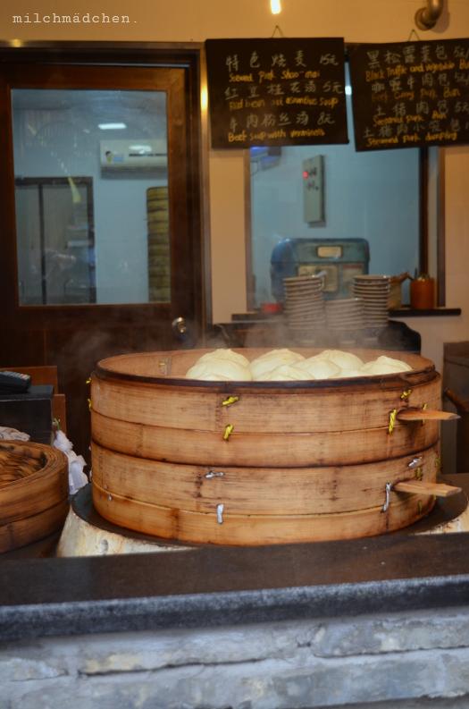 Baozi in Wuzhen | milchmädchen.