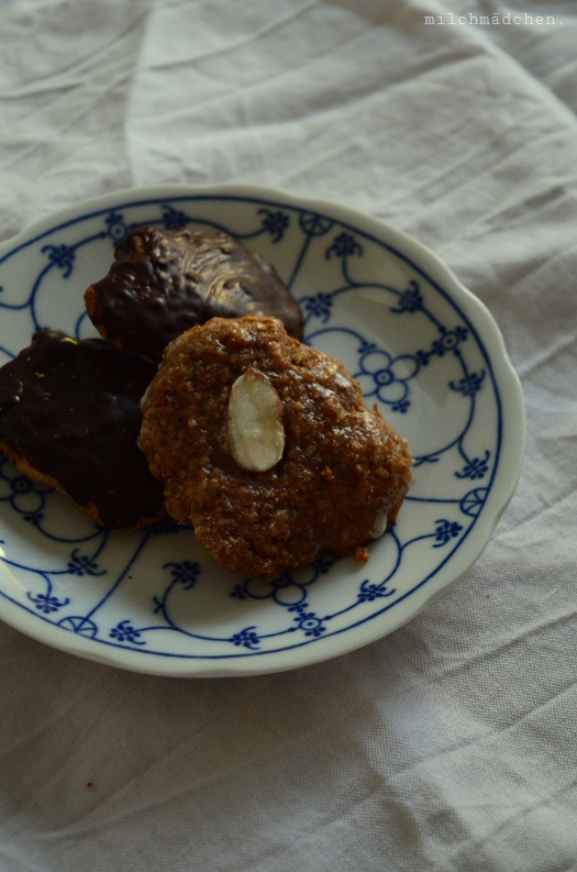 Fränkische Elisenlebkuchen | milchmädchen.