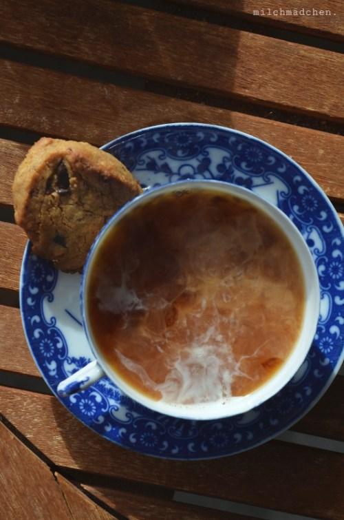 Espresso Chocolate Sablés | milchmädchen.