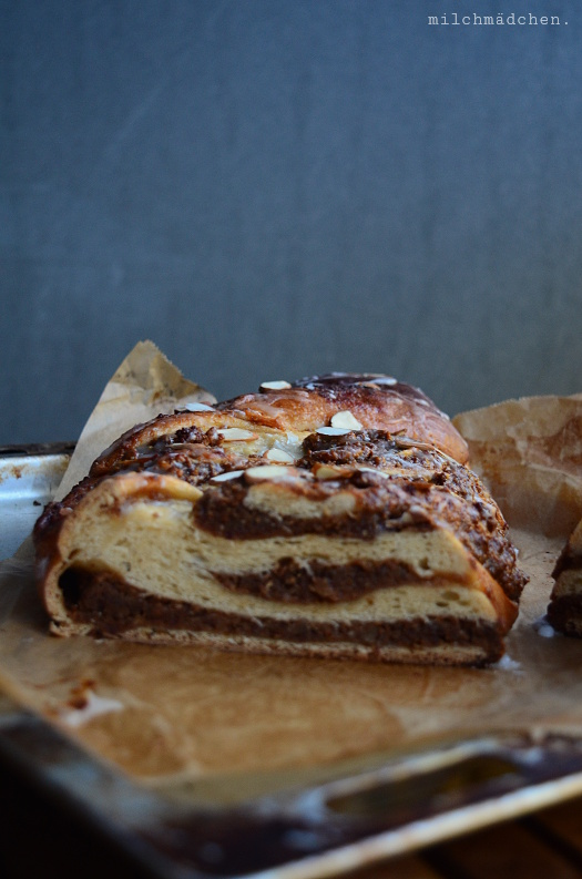 Lebkuchenzopf | milchmädchen.
