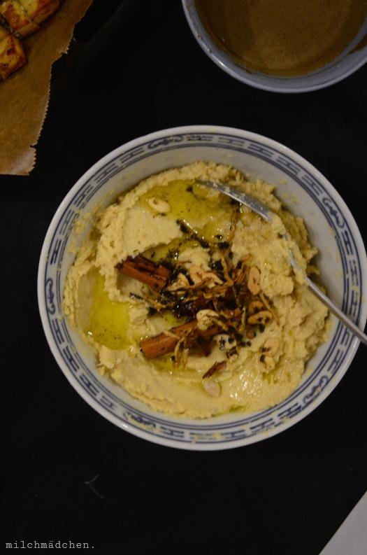 Hummus nach Ottolenghi/Belfrage | milchmädchen.