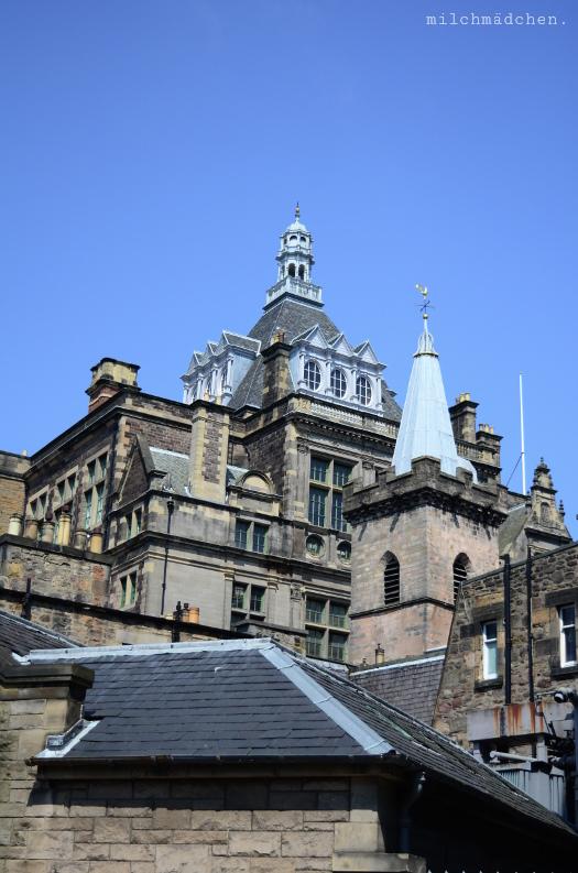 Edinburgh | milchmädchen.