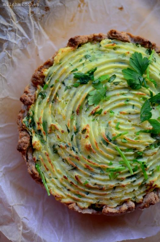 Haggis-Pie mit Whisky-Sauerteig-Pastry | milchmädchen.
