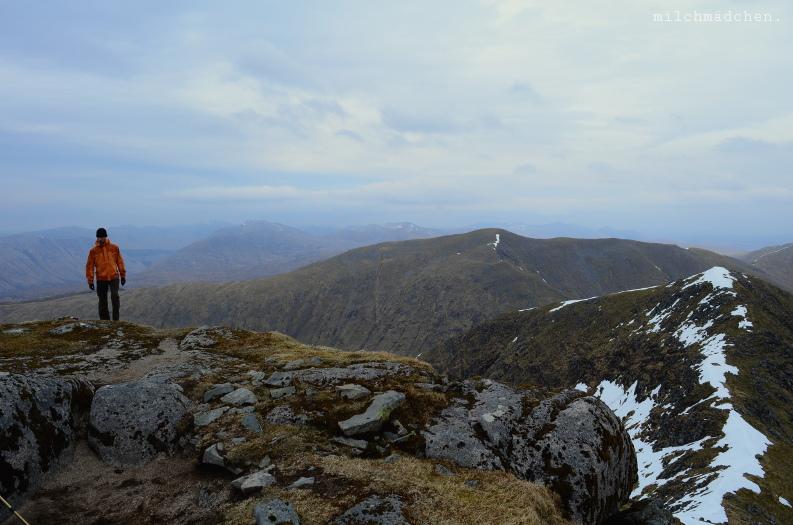 In den Highlands | milchmädchen.