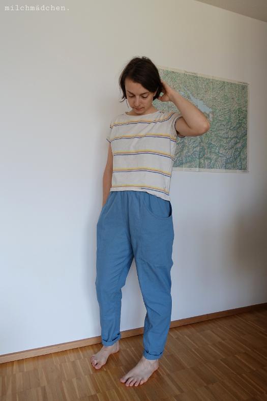 Clyde Work Pants | milchmädchen.