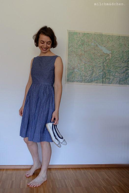 Was nicht passt, wird passend gemacht – oder: die Evolution meines Kleiderschranks.