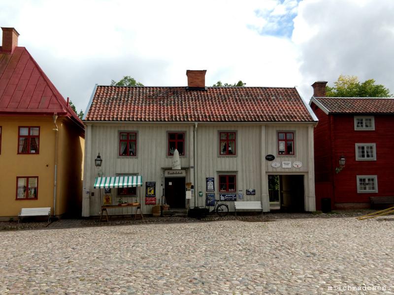 Gamla Linköping | milchmädchen.