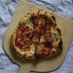 Pizza mit Festem Starter | milchmädchen.