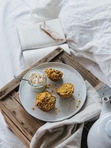 Kurkuma Muffins