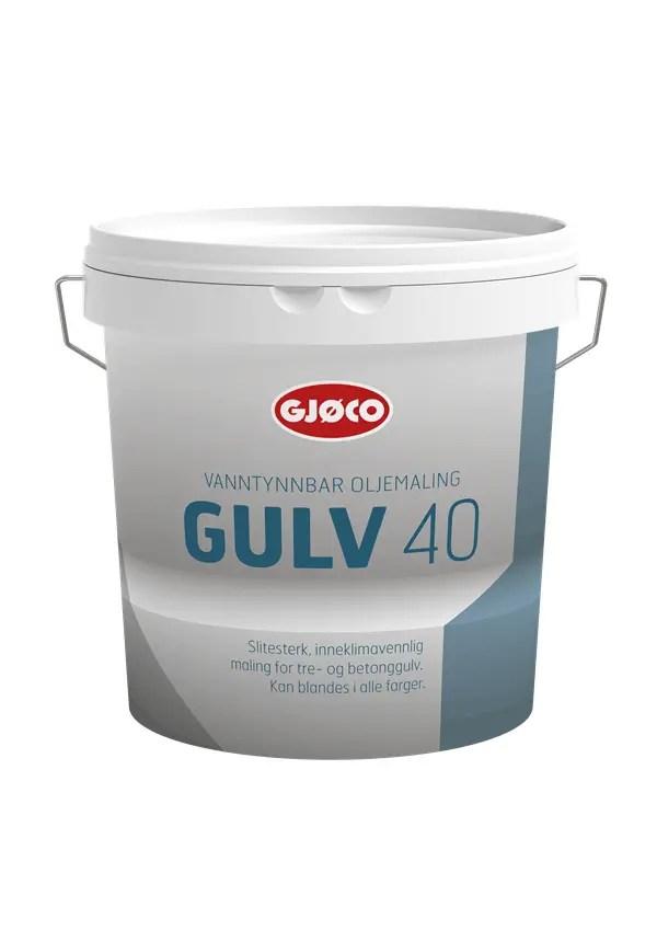 GJØCO GULV 40